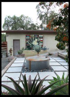 Think tank, Rancho Reubidoux Riverside
