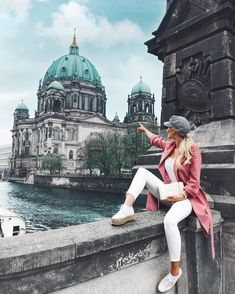 Berlin Cathedral & Berlin & Source by urlaubpinbook Berlin Travel, Budapest Travel, Germany Travel, Berlin Photography, Photography Poses, Travel Photography, Travel Pictures, Travel Photos, How To Wear White Jeans