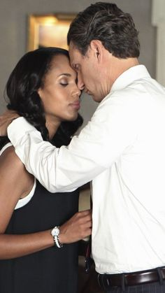 Fitz and Liv(Scandal)