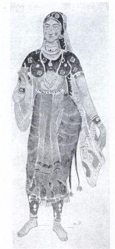 Captive - Nicholas Roerich