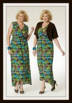 Plus Size Sewing Patterns From  McCall's Patterns