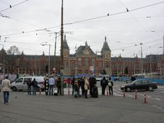 Amsterdam - Centraal Station