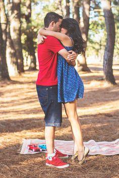 Ensaio Rafael e Jessica