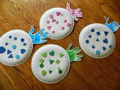 H is for hermit crab crafts!