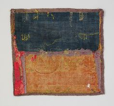 Fragments of a textile with Medici emblems | Italian, probably Florence | The Met