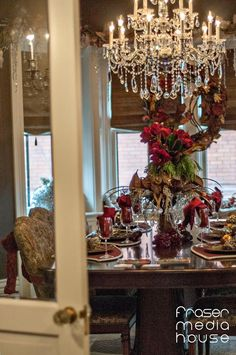 Junior League of Hamilton-Burlington's annual Holiday House Tour of Distinctive Homes is a not to be missed holiday event! Holidays And Events, House Tours, Hamilton, Jr, Homes, Table Decorations, Holiday Decor, Home Decor, Houses