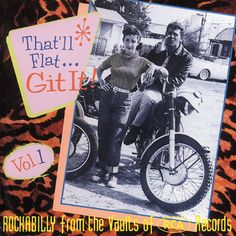 That'll Flat Git It, Vol. Rockabilly from the Vaults of RCA Records Music Album Covers, Music Albums, Music Songs, My Music, Rock N Roll Music, Rock And Roll, Jimmie Rodgers, The Mccoys, 60s Rock