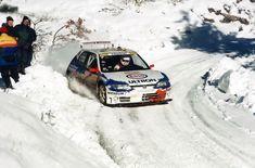 Rallye Monté Carlo 1998 - Peugeot 306 Maxi Kitcar