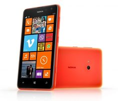 Nokia Lumia 625 Officially Announced, a 4G Windows Phone with 4.7-inch Display