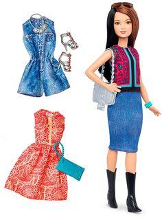 Barbie Fashionistas: Pretty in Paisley