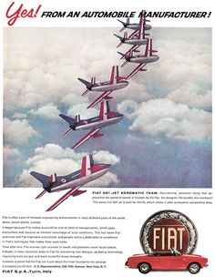 The ten best-looking Italian aeroplanes Fiat 500 Pop, Fiat Cars, Bmw Classic Cars, Car Advertising, Aviation Art, Air Show, Illustrations And Posters, Military Aircraft, E Design