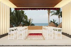 We're Swooning for Finest Playa Mujeres Weddings - My Hotel Wedding