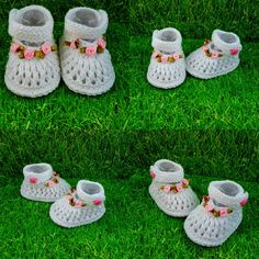 knitted baby booties at nadiasbtqcom 1299 free shipping our knitted baby
