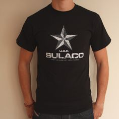 U.S.S. Sulaco - Regular Fit T-shirt | Last Exit to Nowhere