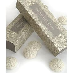 Decorative Soap | Seashells | Sand Dollar | French-Milled | Gianna Rose Atelier®