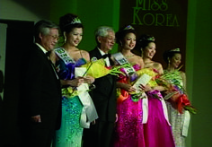 Miss Korea Pageant Show at KTN Grand Ballroom