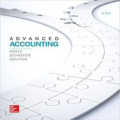 47 best test bank 2 images on pinterest test bank for advanced accounting 13th edition by hoyle schaefer and doupnik fandeluxe Choice Image