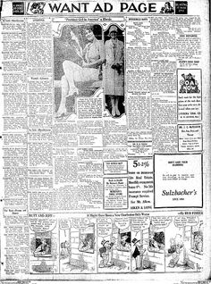 Fay Lanphier, Miss America 1925 - News Article, Page 2