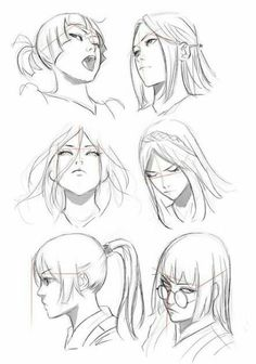 trendy how to draw anime face angles – Drawing Techniques Anatomy Drawing, Manga Drawing, Drawing Sketches, Art Drawings, Manga Art, Pencil Drawings, Drawing Base, Figure Drawing, Drawing Practice