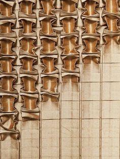 Textured wall | Lydia Roda