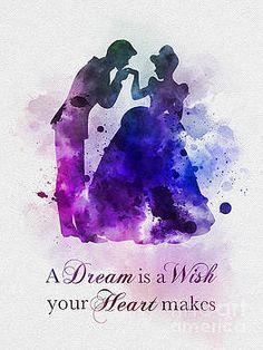 New Disney Art Cinderella Prince 28 Ideas Art Prints Quotes, Quote Art, Wall Art Quotes, Disney Princess Quotes, Disney Quotes, Disney Birthday Quotes, Disney Cinderella Quotes, Cinderella Art, Disney Love