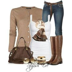 Cute fall/winter outfit with boots