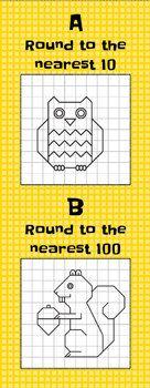 ... Rounding Numbers on Pinterest | Rounding, Rounding Games and Rounding