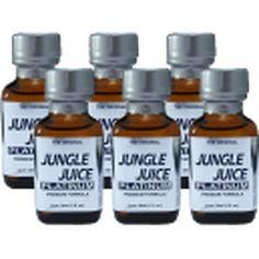 poppers Jungle Juice Platimum 24ml