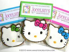 Jocelyn's HK cookies