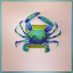 From the bead artist Eleanor Pigman