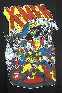 Marvel X-Men T-Shirt size Extra Large
