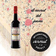 Como no, el vermú de la #vermuteke sureña de mañana se hace a base de vinos Oloroso Viejo y Pedro Ximenez. #Amillo es único y merece la pena probar ese vermú-jerez híbrido....y por eso estamos! ¿A que os quieres? Nos vemos mañana en @sirimirigastrokluba.  #ole #vermut #vermouth #vermutsociety #sherry #jerez