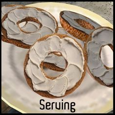 Mod The Sims - Cream Cheese Bagels