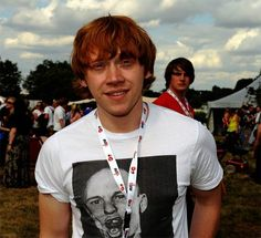 Rupert, love his red hair! Shaun White, Best Pictures Ever, Alan Ashby, Rupert Grint, Stud Muffin, Laughing And Crying, Love To Meet, Smiles And Laughs, Mischief Managed