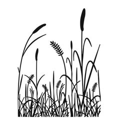 Grass Silhouette Embossing Folder add texture and style to your paper and cardstock projects with Darice's embossing folders. These border folders fit most embo Embossing Machine, Embossing Folder, Grass Silhouette, Flower Silhouette, Silhouette Painting, Silhouette Files, Silhouette Machine, Folders, Flora Und Fauna