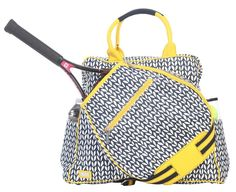 58710b431a Ame  amp  Lulu Ladies Tennis Tour Bags - Vine Tennis Bags
