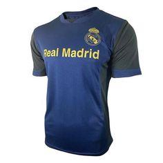 Stadium Class Real Madrid Poly Shirt