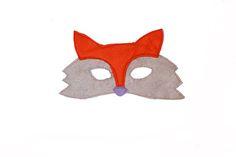 Fox mask Free Pattern | ANG un bebè