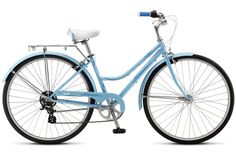 I've been doing some shopping around and comparing, and I think I've narrowed it down to the retro styled Schwinn that I want to get - the Jenny 7-speed