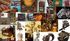 Steampunk devices
