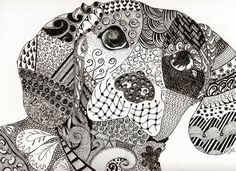 Free Printable Zentangle Patterns - Yahoo Image Search Results