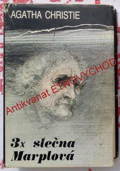 3x slečna Marplová , Agatha Christie Agatha Christie, Movies, Movie Posters, 2016 Movies, Film Poster, Cinema, Films, Movie, Film Posters