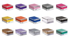 Pantone ™ Boxes Designed by Selab | Seletti available at Modern Intentions. Shop…