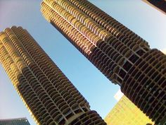 Bertrand Goldberg's Marina City, Chicago