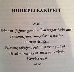Amin🙏 #hıdırellez