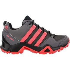 13cda11e2993b9 Adidas Outdoor AX2 CP Hiking Shoe - Women s Vista Grey Black Super Blush  Adidas