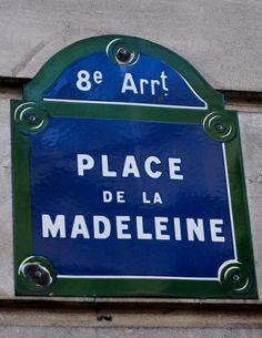 place de la Madeleine - Paris 8ème