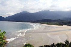 Praia da Fazenda, Ubatuba (SP)