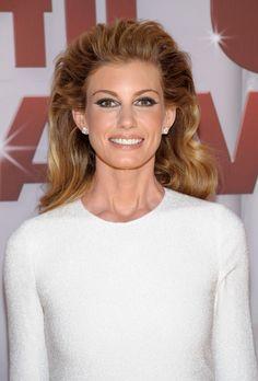 We Love Faith Hill's Voluptuous Hair (2011 CMA Awards) >> http://my.gactv.com/cma-awards/2011-Red-Carpet/Faith-Hill/detail.esi?oid=26047033