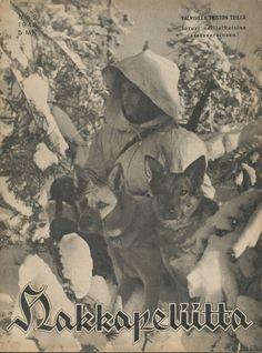 Soldier and War Dogs, 1943 (fINLAND).